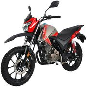 Razory Kiden KD125-J 125ccm Supermoto