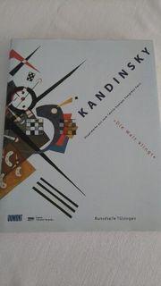Kandinsky Ausstellung Katalog