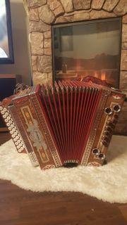 Steirische Harmonika 3Reihige