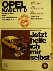 Opel Kadett - Jetzt helfe ich