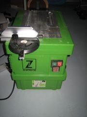Zipper ZKS 150 staubfreie Tischkreiissäge