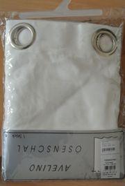 Vorhang-Ösenschal 135x245cm (