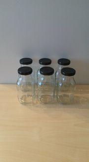 kleine Flaschen zum Einkochen Einmachen