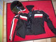 Motorradjacke German Helm Pegasus