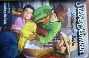 Silber-Roman Cowboy-Ballade