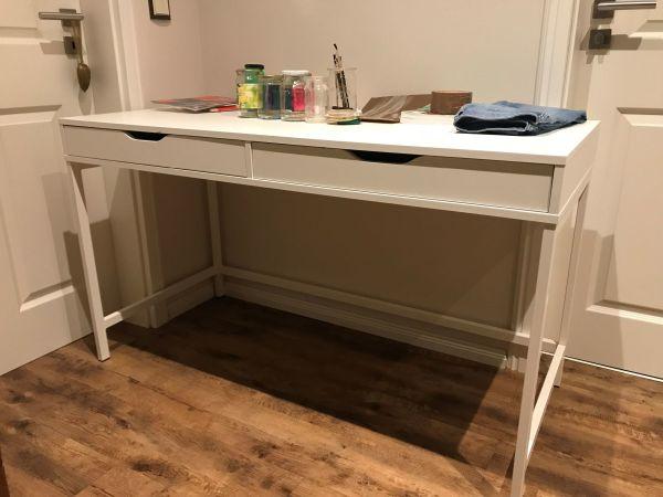 Schreibtisch ikea malm  Schreibtisch Ikea kaufen / Schreibtisch Ikea gebraucht - dhd24.com