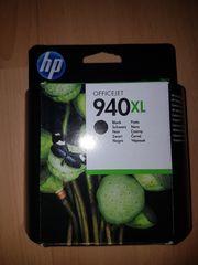 Druckerpatrone HP 940XL Schwarz Original
