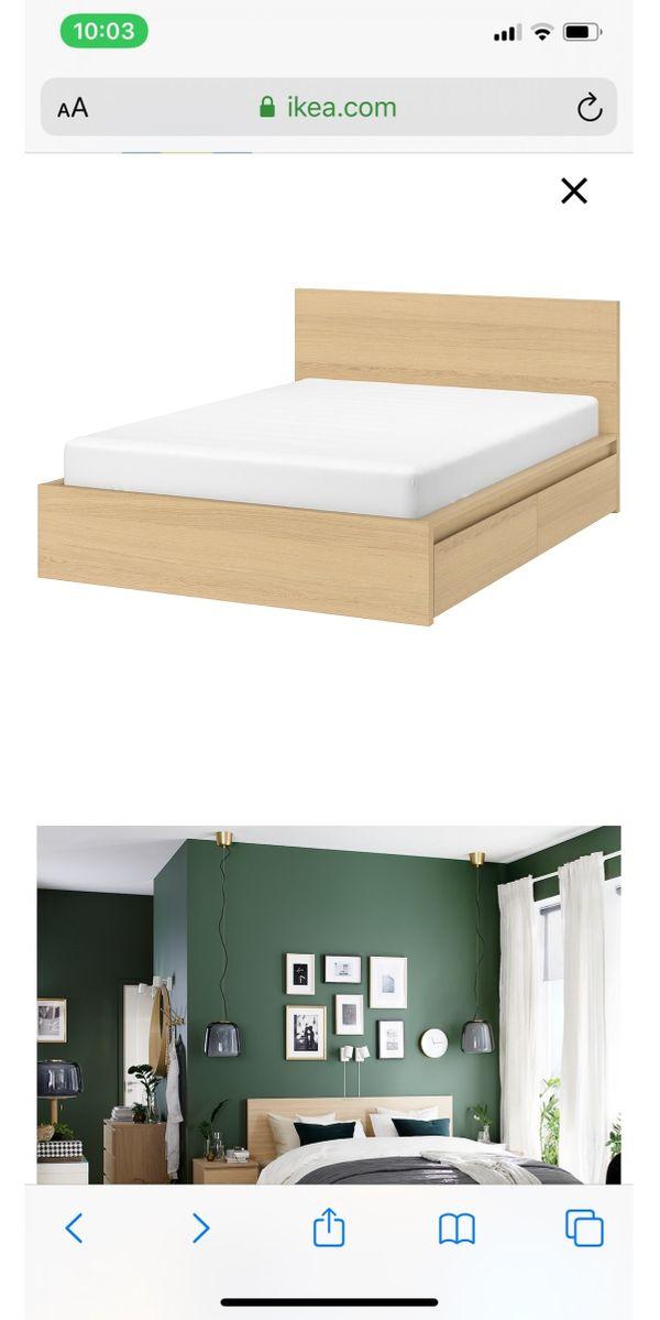 Ikea Malm Bett Gunstig Gebraucht Kaufen Ikea Malm Bett Verkaufen