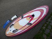 Surfbrett Windsurfausrüstung komplett
