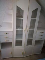 Wohnzimmer-Vitrinen-Schrank-