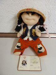originelle Puppe aus China - Rice