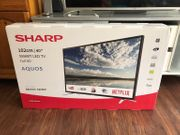 Sharp 40 Zoll LED Smart