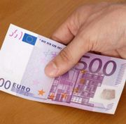 500 EUR Belohnung