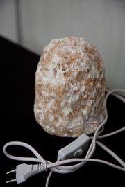 Verkaufe Salzkristalllampe
