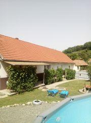 Panoramablick Haus beim