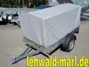 750kg Humbaur Steely