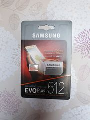 Samsung 512 GB EVO Plus