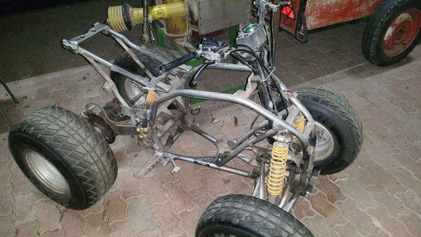 SMC RAM 250 » Quads, ATV  (All Terrain Vehicles)