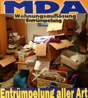 Hausrat Müll alte Möbel ABHOLEN