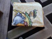 Eine kuschelige Decke für Kinder
