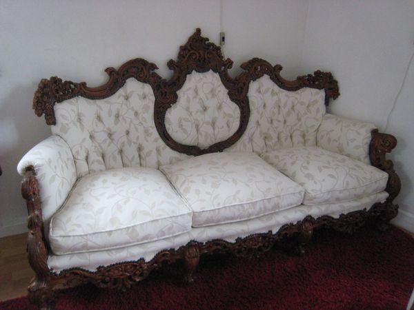 Wunderschöne Model Sitzgarnitur » Polster, Sessel, Couch