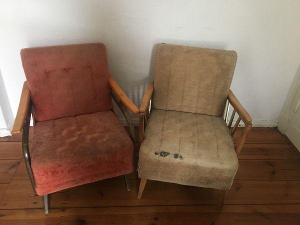 Original 50er Jahre Sessel in Berlin - Polster, Sessel, Couch kaufen ...