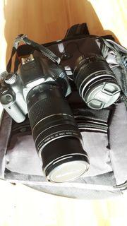 Canon eos 550d 2 Objektive