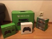 Xbox one mit 500gbplus Kinect