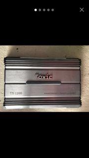 Toxic Endstufe