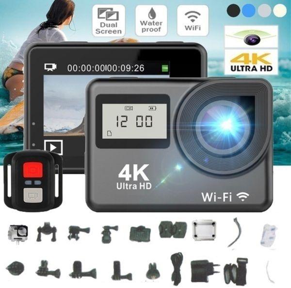 4K Action Kamera 20MP