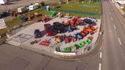 Kompakt Traktor Branson