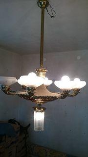 Alte Lampe zu verkaufen