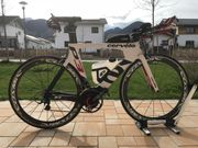 Triathlonrad - Cervelo P3 - Zeitfahrrad mit