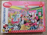 MINNIE MAUS Puzzle