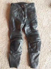 Motorrad-Lederhose von