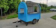 Imbisswagen Imbissanhänger Verkaufsanhänger foodtrailer 230cm