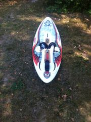 Wave windsurf board and carbon
