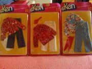 Barbie - Ken Kleidung