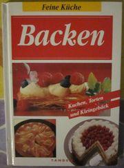Back-Bücher + Desserts +