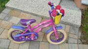 Kinderfahrrad Dora Größe