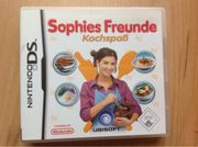 Nintendo ds Sophies