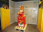 Delicious Popcorn Sofort Popcorn Machine