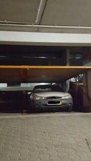 Garage Duplex in Karlsruhe Grünwinkel