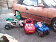 verschiedene Spielzeuge