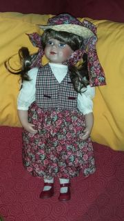 Puppe Sammler