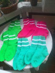 selbstgestrickte Socken - nach Ihren Wünschen