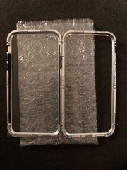 2x magnetische Handyhülle iPhone X