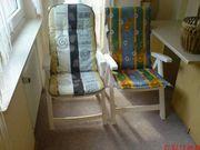 Liegestühle mit Auflage
