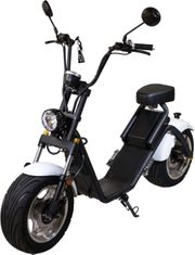 Harley Big Wheel City Scooter