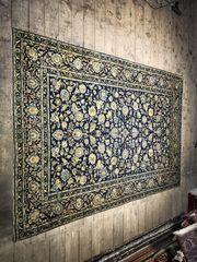 handgeknüpfter Perserteppich aus Kashan 306
